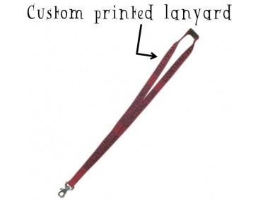 Personalized Regular Lanyards