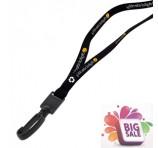 Thin Customised Eco Shoelace Lanyards